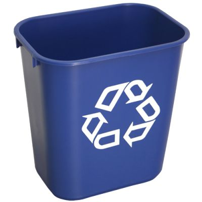 Rubbermaid 13 Litre Office Recycling Bin