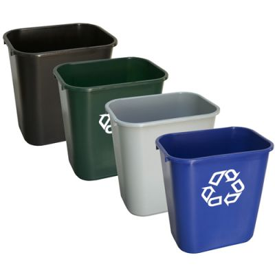 26 Litre Office Recycling Bin