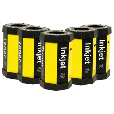 Printer Cartridge Bin Set of 5