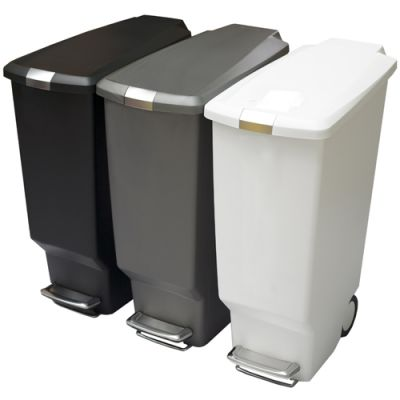 Simplehuman Pedal Bin - Set of 3