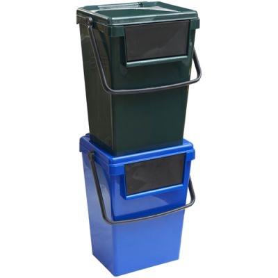 Swing Flap Stacking Bin